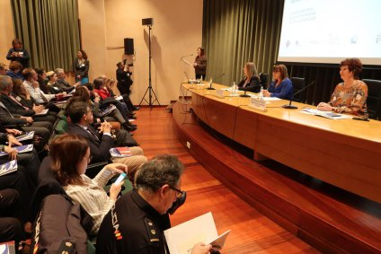 Successful participation in the first summit on irresponsible tourism in the Balearic Islands